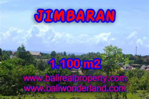 Extraordinary Property in Bali, Land in Jimbaran for sale – 1.100 m2 @ $ 345
