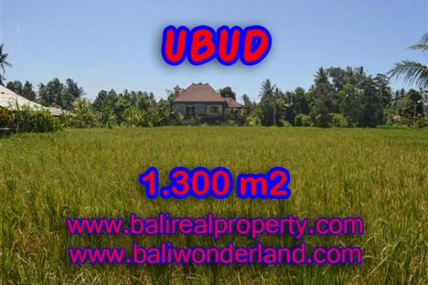 Property in Bali for sale, Fantastic view in Ubud Center  – TJUB386