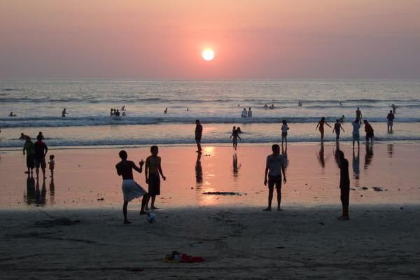 Kuta, Most Exotic Beach in Bali