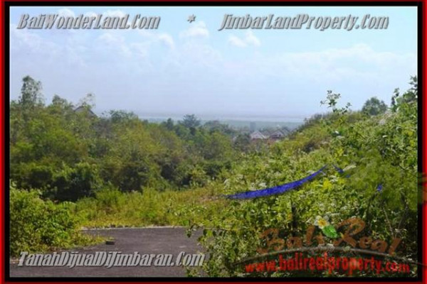 Exotic PROPERTY Jimbaran Uluwatu BALI 225 m2 LAND FOR SALE TJJI078