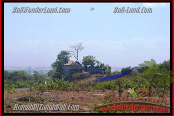 FOR SALE Affordable 750 m2 LAND IN Jimbaran Uluwatu BALI TJJI079