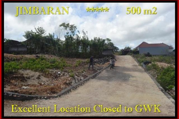 Beautiful JIMBARAN BALI LAND FOR SALE TJJI085