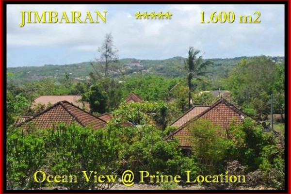 Beautiful PROPERTY 1.600 m2 LAND IN JIMBARAN BALI FOR SALE TJJI089