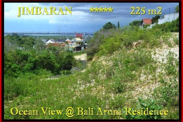 Beautiful 225 m2 LAND FOR SALE IN Jimbaran Uluwatu BALI TJJI092