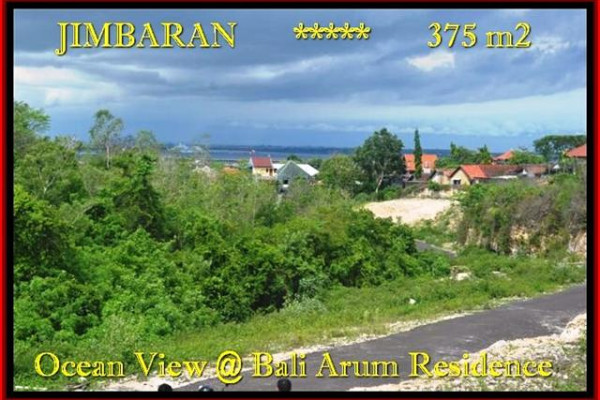 Affordable Jimbaran Uluwatu 375 m2 LAND FOR SALE TJJI095