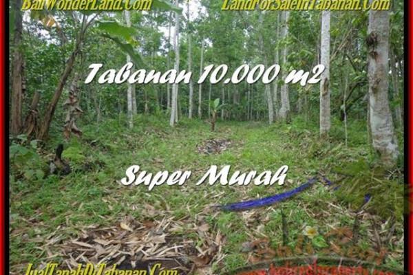 Exotic Tabanan Penebel BALI LAND FOR SALE TJTB177