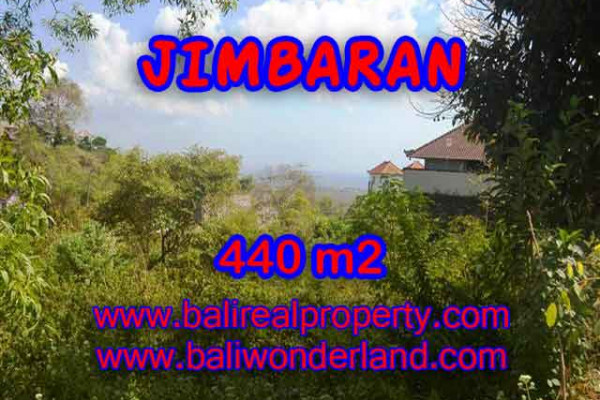 FOR SALE 440 m2 LAND IN Jimbaran Ungasan TJJI080