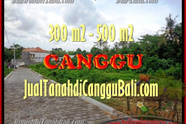LAND SALE IN CANGGU BALI TJCG150