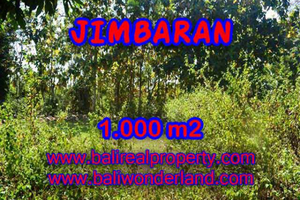 Exotic LAND SALE IN JIMBARAN BALI TJJI071