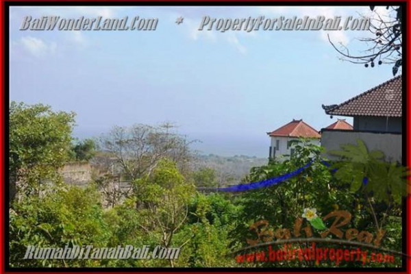 Jimbaran Ungasan 750 m2 LAND FOR SALE TJJI080