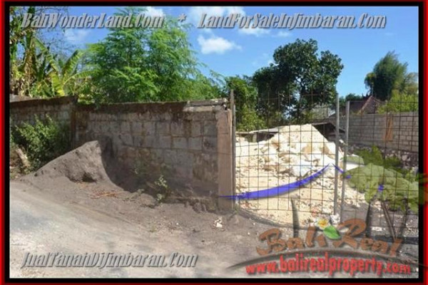 FOR SALE Affordable 200 m2 LAND IN Jimbaran Ungasan BALI TJJI081
