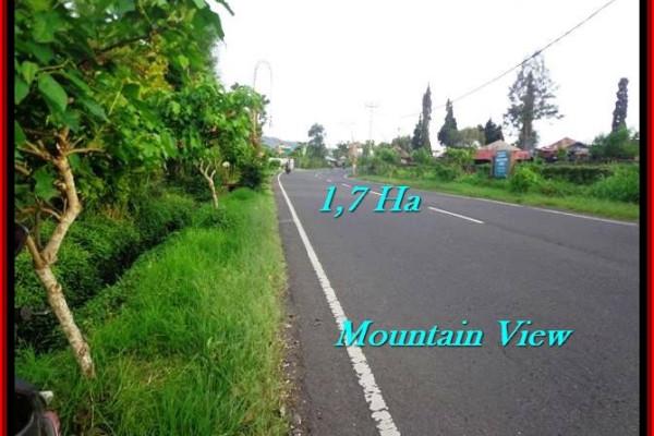 FOR SALE Magnificent LAND IN Tabanan Bedugul BALI TJTB191