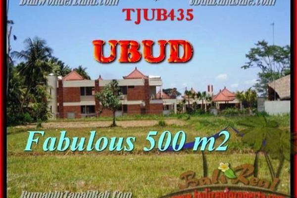 FOR SALE Exotic LAND IN Sentral Ubud TJUB435