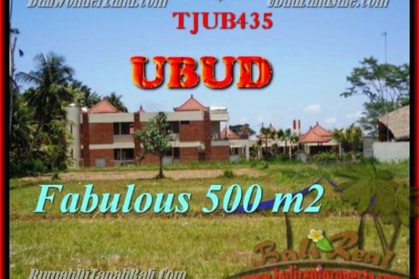 FOR SALE Affordable PROPERTY LAND IN Sentral Ubud BALI TJUB435