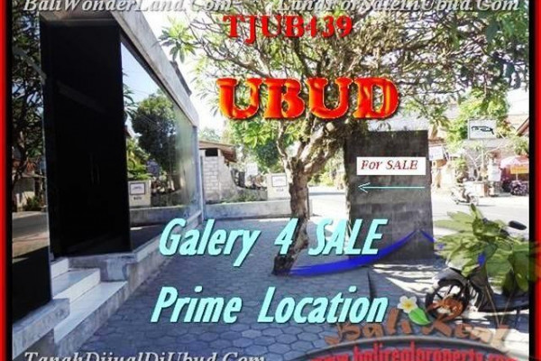 Beautiful Sentral Ubud BALI LAND FOR SALE TJUB439