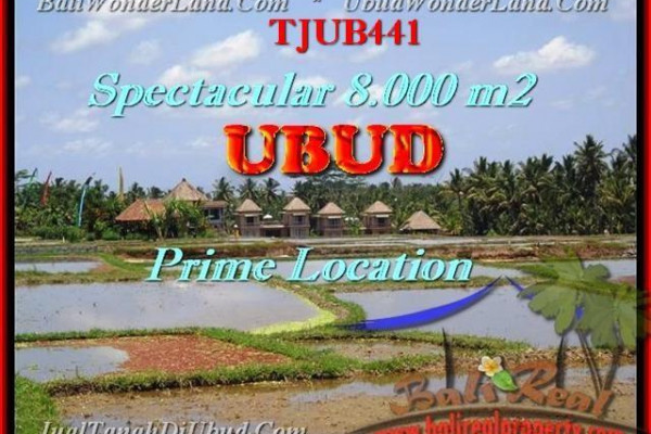 Affordable Sentral Ubud LAND FOR SALE TJUB441