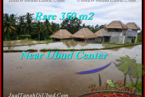 Magnificent 350 m2 LAND FOR SALE IN UBUD BALI TJUB476