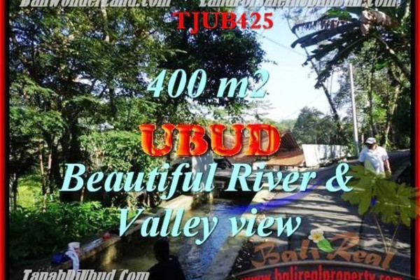 Magnificent PROPERTY LAND IN UBUD FOR SALE TJUB425