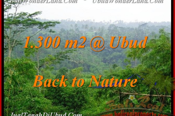 Exotic Ubud Tegalalang BALI LAND FOR SALE TJUB481