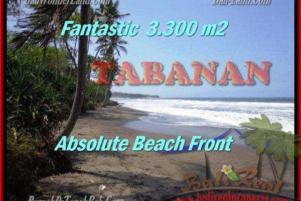 Affordable PROPERTY LAND IN TABANAN FOR SALE TJTB158