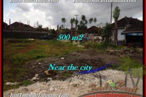 Affordable PROPERTY LAND FOR SALE IN TABANAN TJTB201