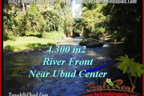 Exotic PROPERTY 4,315 m2 LAND FOR SALE IN Sentral Ubud TJUB499