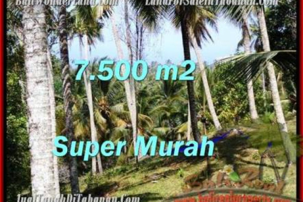 Exotic PROPERTY LAND IN TABANAN FOR SALE TJTB207