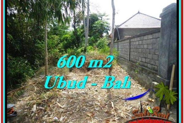 FOR SALE Affordable LAND IN Sentral Ubud BALI TJUB523