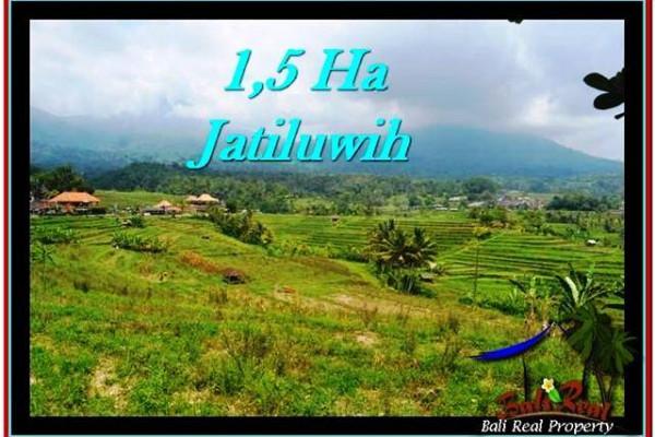 Affordable PROPERTY LAND IN TABANAN FOR SALE TJTB225