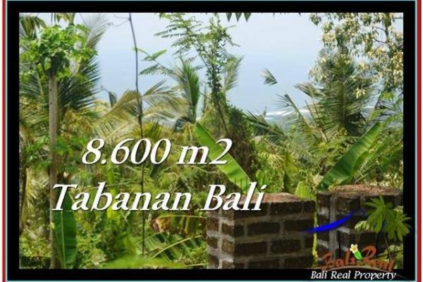 FOR SALE Beautiful LAND IN Tabanan Selemadeg BALI TJTB235