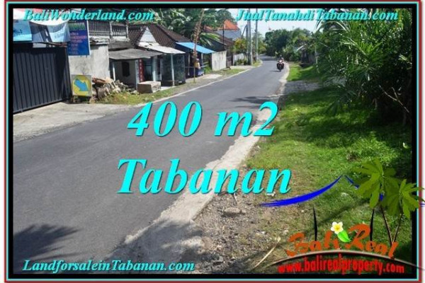 Exotic PROPERTY LAND IN TABANAN FOR SALE TJTB296