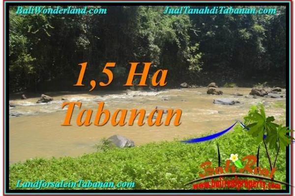 FOR SALE Beautiful LAND IN Tabanan Selemadeg BALI TJTB304