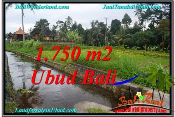 FOR SALE Affordable PROPERTY 715 m2 LAND IN UBUD BALI TJUB557