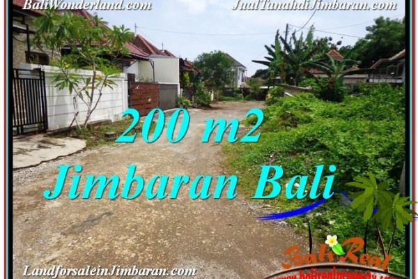 FOR SALE Affordable PROPERTY LAND IN JIMBARAN TJJI106