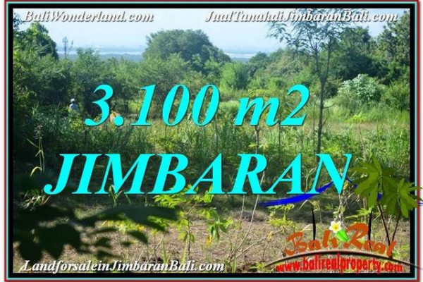 FOR SALE Magnificent 3,100 m2 LAND IN Jimbaran Uluwatu  TJJI113