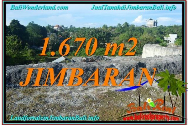LAND FOR SALE IN JIMBARAN TJJI116