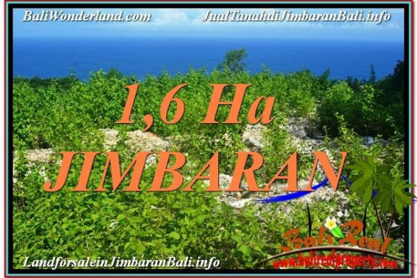Beautiful PROPERTY 16,000 m2 LAND IN Jimbaran Uluwatu  BALI FOR SALE TJJI112