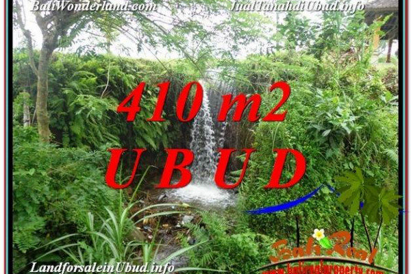 Magnificent PROPERTY 410 m2 LAND FOR SALE IN Ubud Tegalalang TJUB578