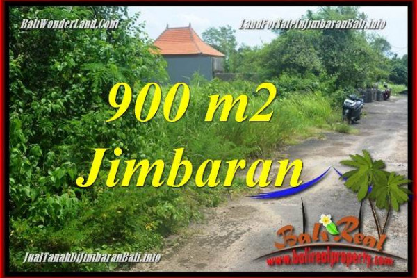 900 m2 LAND FOR SALE IN Jimbaran Ungasan BALI TJJI124