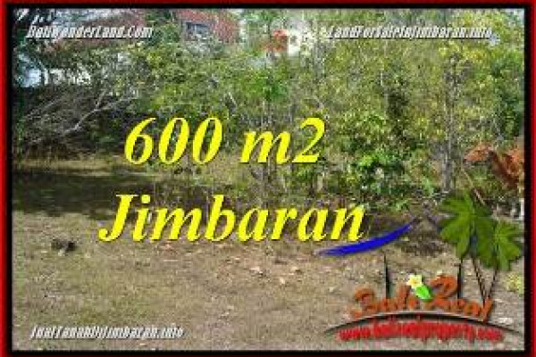 Beautiful PROPERTY 600 m2 LAND FOR SALE IN JIMBARAN PECATU BALI TJJI134