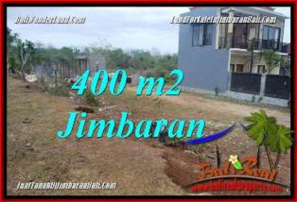 FOR SALE Affordable 400 m2 LAND IN JIMBARAN BALI TJJI132A