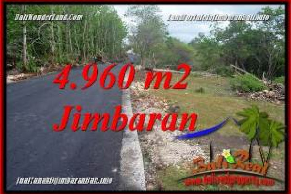Exotic PROPERTY 4,960 m2 LAND IN JIMBARAN UNGASAN BALI FOR SALE TJJI133