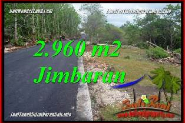 Magnificent JIMBARAN BALI LAND FOR SALE TJJI133A