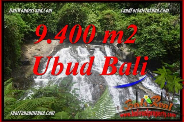 Beautiful Land sale in Ubud Bali TJUB686