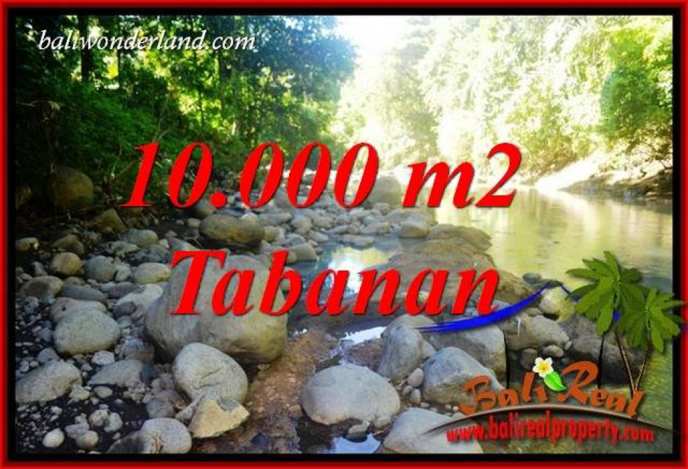 Magnificent Land for sale in Tabanan Bali TJTB406