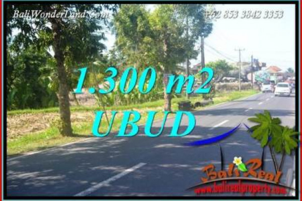 Magnificent Ubud Bali Land for sale TJUB713