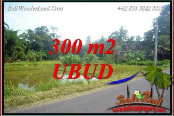 Sentral Ubud Bali Land for sale TJUB730