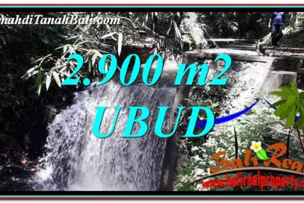 Affordable PROPERTY LAND IN UBUD FOR SALE TJUB762