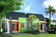 Small and cozy house for sale in Denpasar bali  – R1046