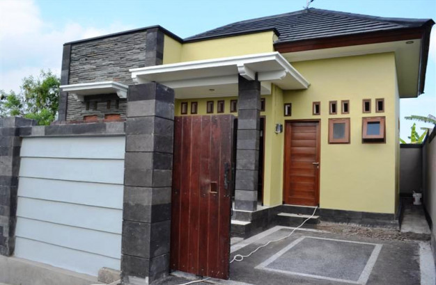 House for sale in Canggu surrounded  by rice fields – R1059